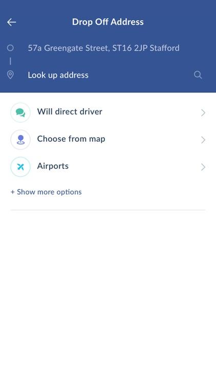Smart Cars Taxis screenshot-3