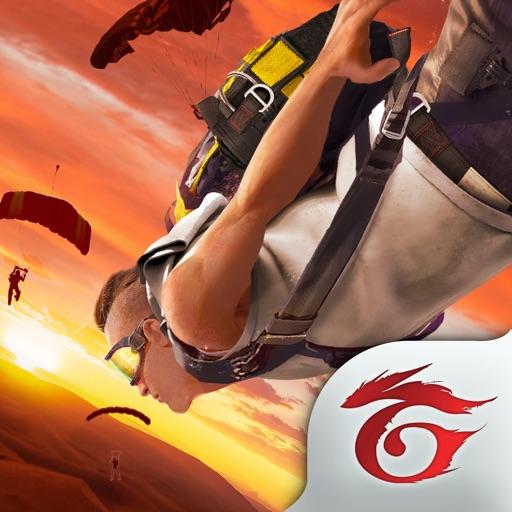 Garena Free Fire - 砂漠の戦