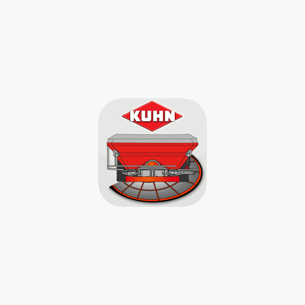 Kuhn Spreadset Dans L App Store