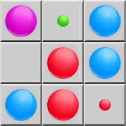 Lines Classic: шарики 5 в ряд