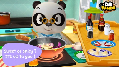 Screenshot for Dr. Panda Restaurant 2 in United States App Store