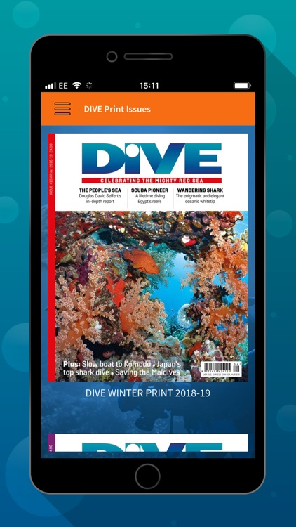 DIVE Magazine screenshot-1