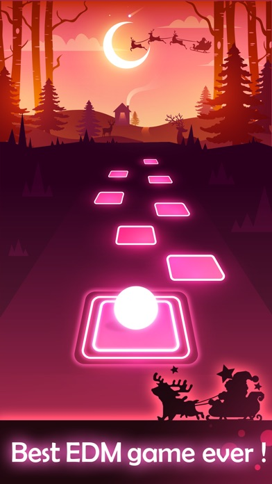 Tiles Hop - EDM Rush screenshot 2