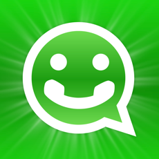 ‎Stickers Packs für WhatsApp!