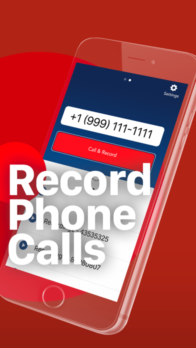 Call Recorder :: REC ACRScreenshot of 2