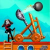 Catapult: pirate attack at sea - iPhoneアプリ