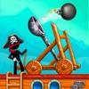 Catapult: pirate attack at sea - iPadアプリ