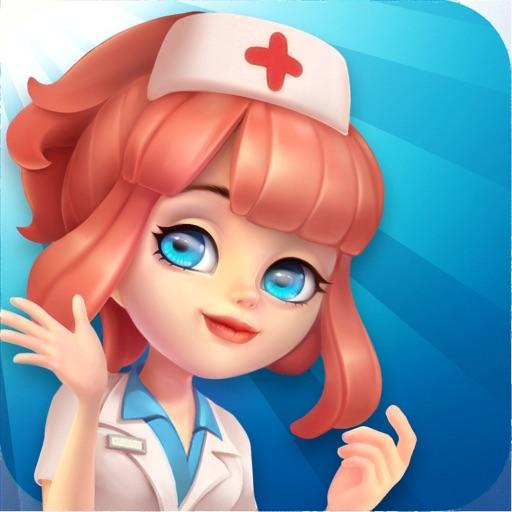 Sim Hospital BuildIt-Idle Game