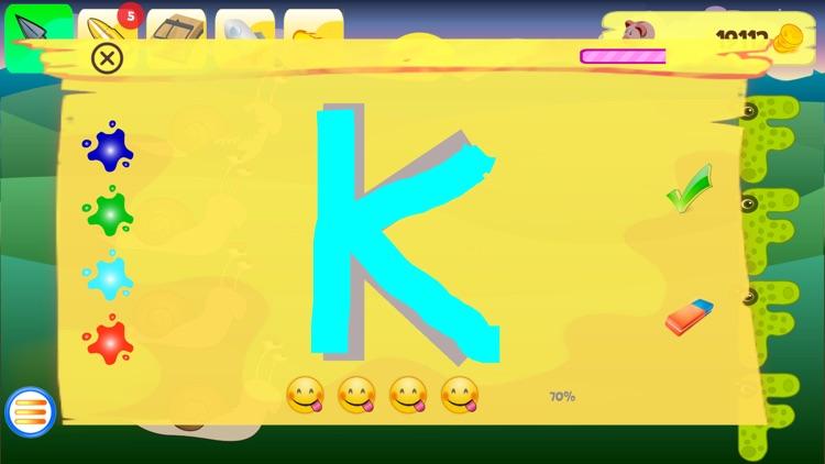 Kids Letters Trace screenshot-7