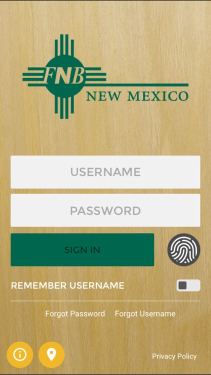 FNB New Mexico by The First National Bank of New Mexico