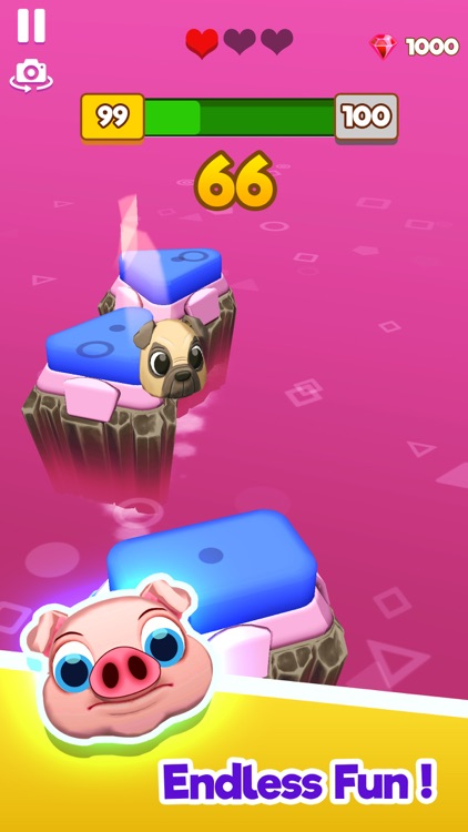 Pop Jump - A Jumping Game screenshot-0