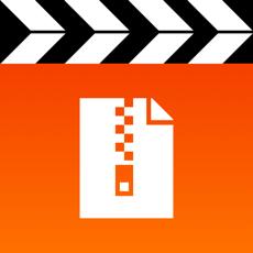 Video Compress - Shrink Video Logo