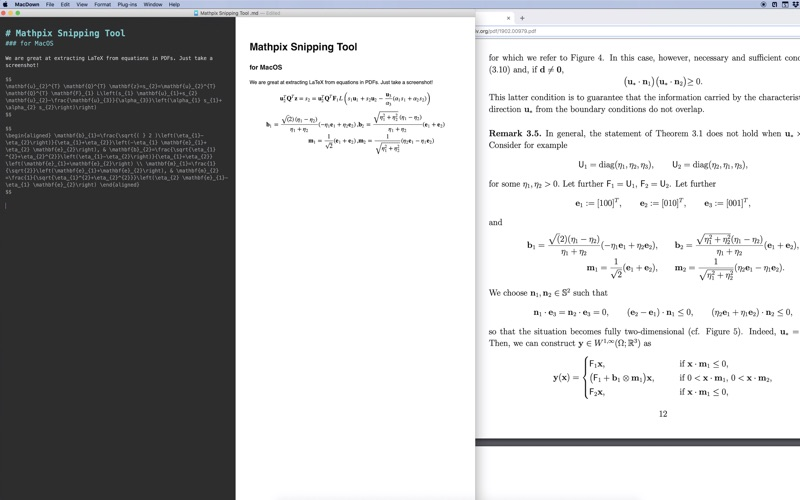 Mathpix Snipping Tool Screenshot