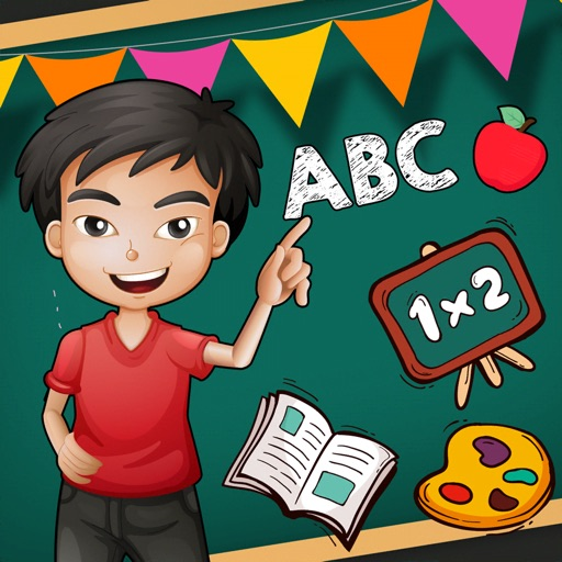 Kids ABC 123 Game for Toddlers