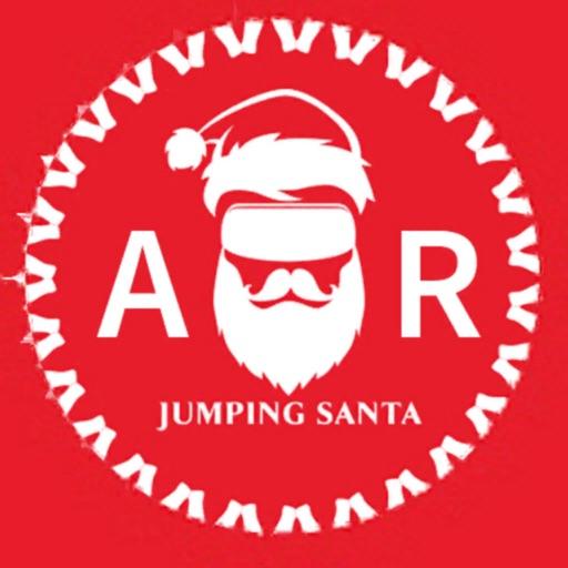 AR Jumping Santa