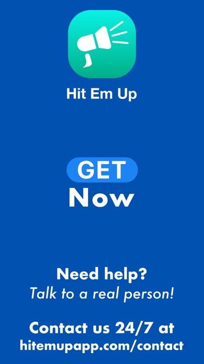 Hit Em Up: Mass Text, Bulk SMS screenshot-8