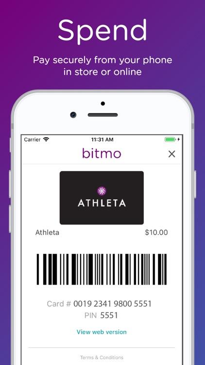Bitmo - Give More. Get More. screenshot-4