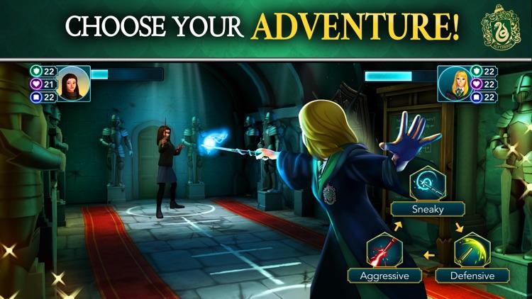Harry Potter: Hogwarts Mystery screenshot-7
