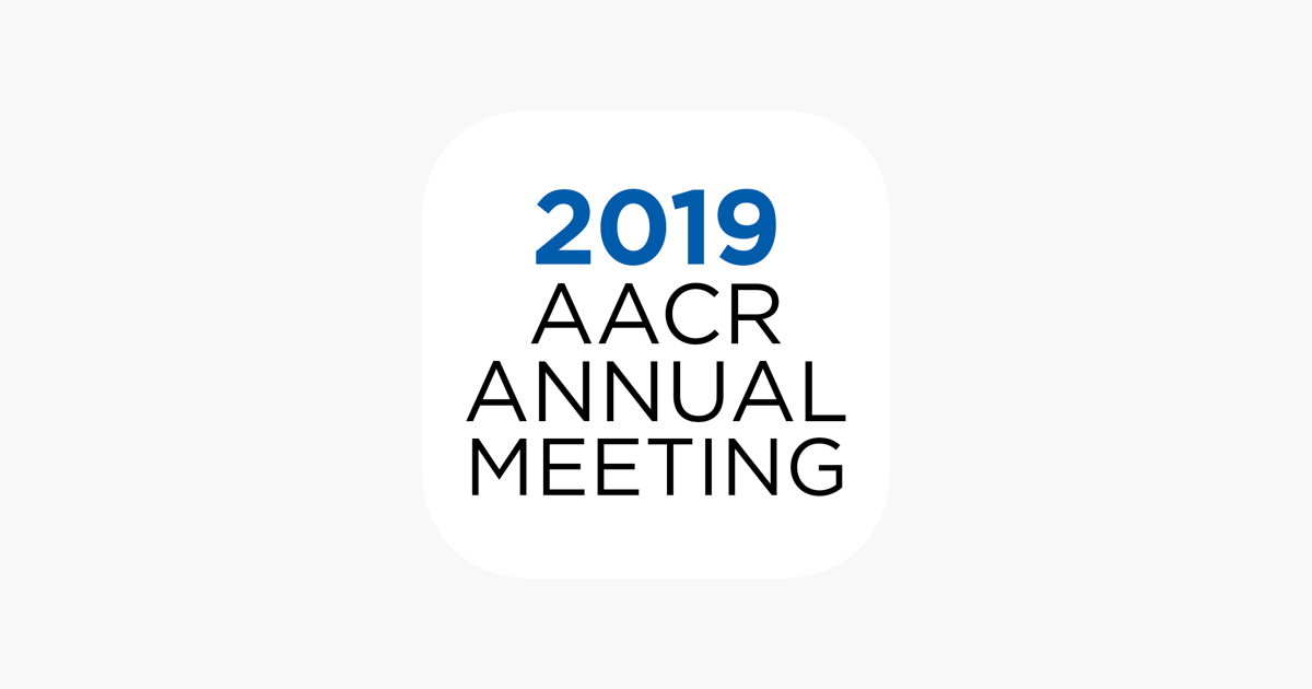 Aacr Annual Meeting 2019 Guide On The App Store
