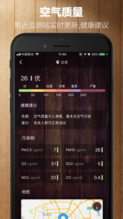 Thermometer-Simple thermometer screenshot-2