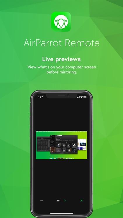 AirParrot Remote screenshot-4