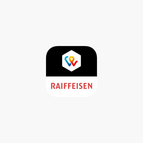 Raiffeisen TWINT im App Store