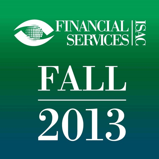 FS-ISAC Fall Summit 2013