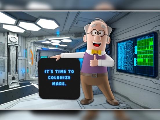 Merge Robots & Go To Mars! screenshot 10