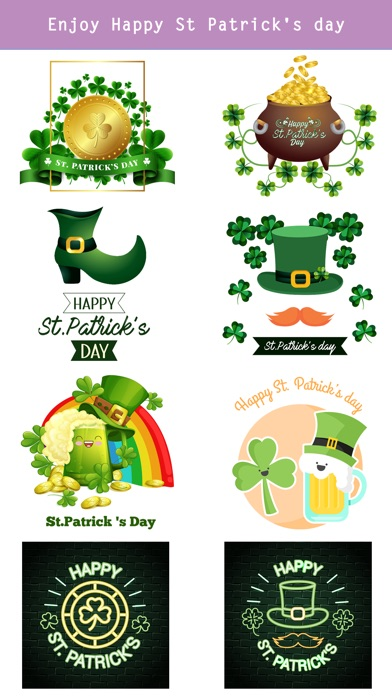 All about Happy Patrick's Day screenshot 4