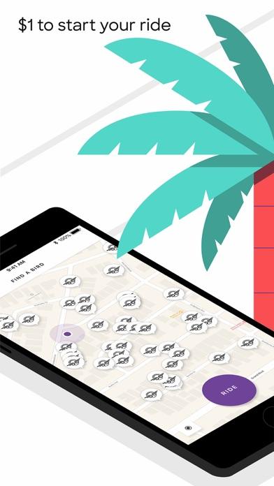 Bird - Enjoy The Ride Screenshot on iOS