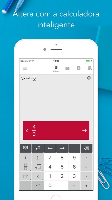Screenshot for Photomath in Portugal App Store