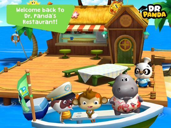 Dr. Panda Restaurant 2 Screenshots