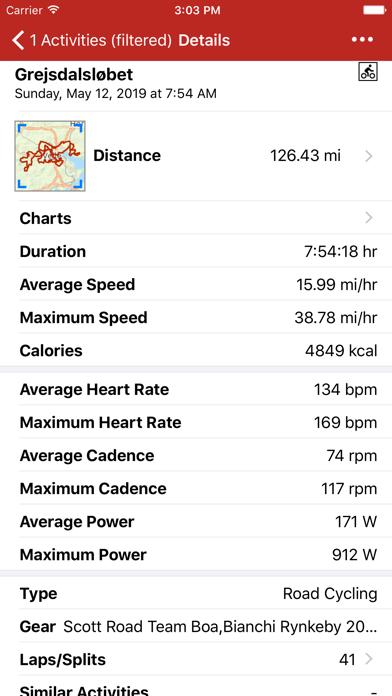 RunGap - Workout Data Managerのおすすめ画像6