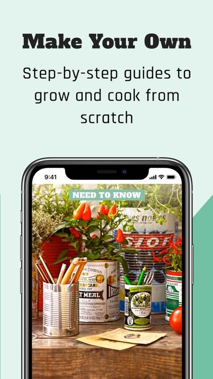 olive Magazine - Food Recipes screenshot-3