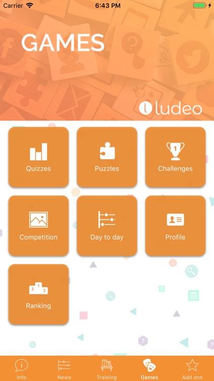 Ludeo App screenshot-4
