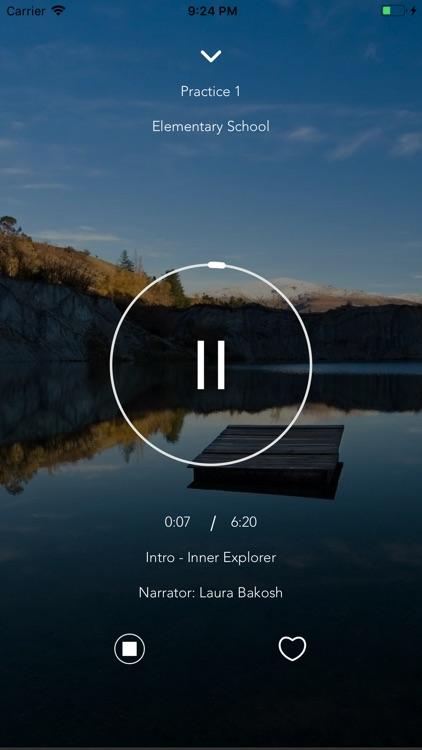 Inner Explorer - Mindfulness screenshot-5
