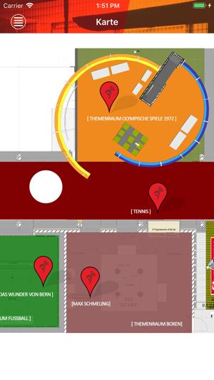 Sportmuseum Screenshot
