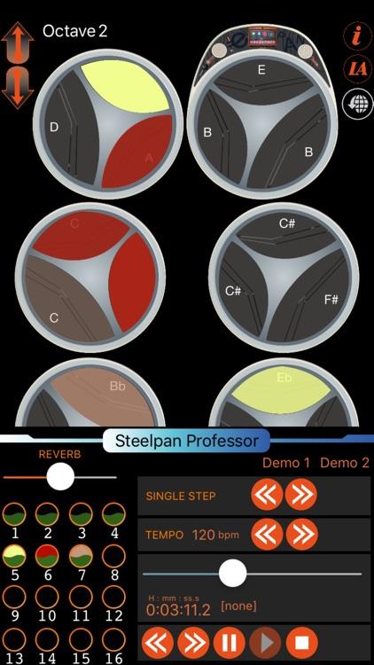 #1 Steelpan App GOLD screenshot-4