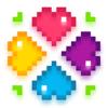 Pixels: Color by Number