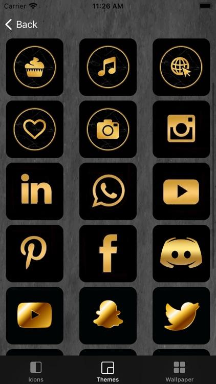 App Skins - Icons & Themes