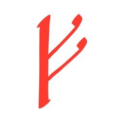 Viking's Runes – sticker pack