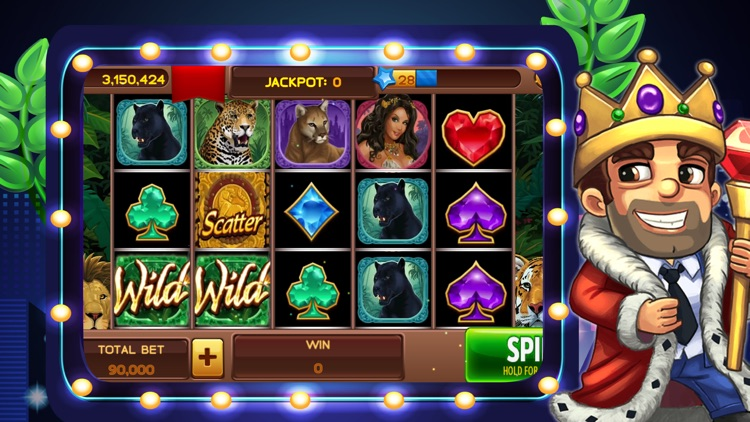 Casino King: Real Money Games screenshot-4