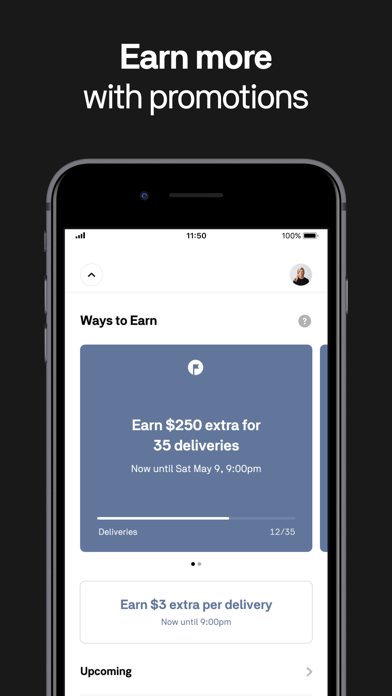 messages.download Postmates - Fleet software