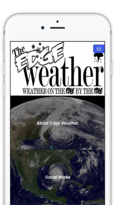 Edge Weatherのおすすめ画像1