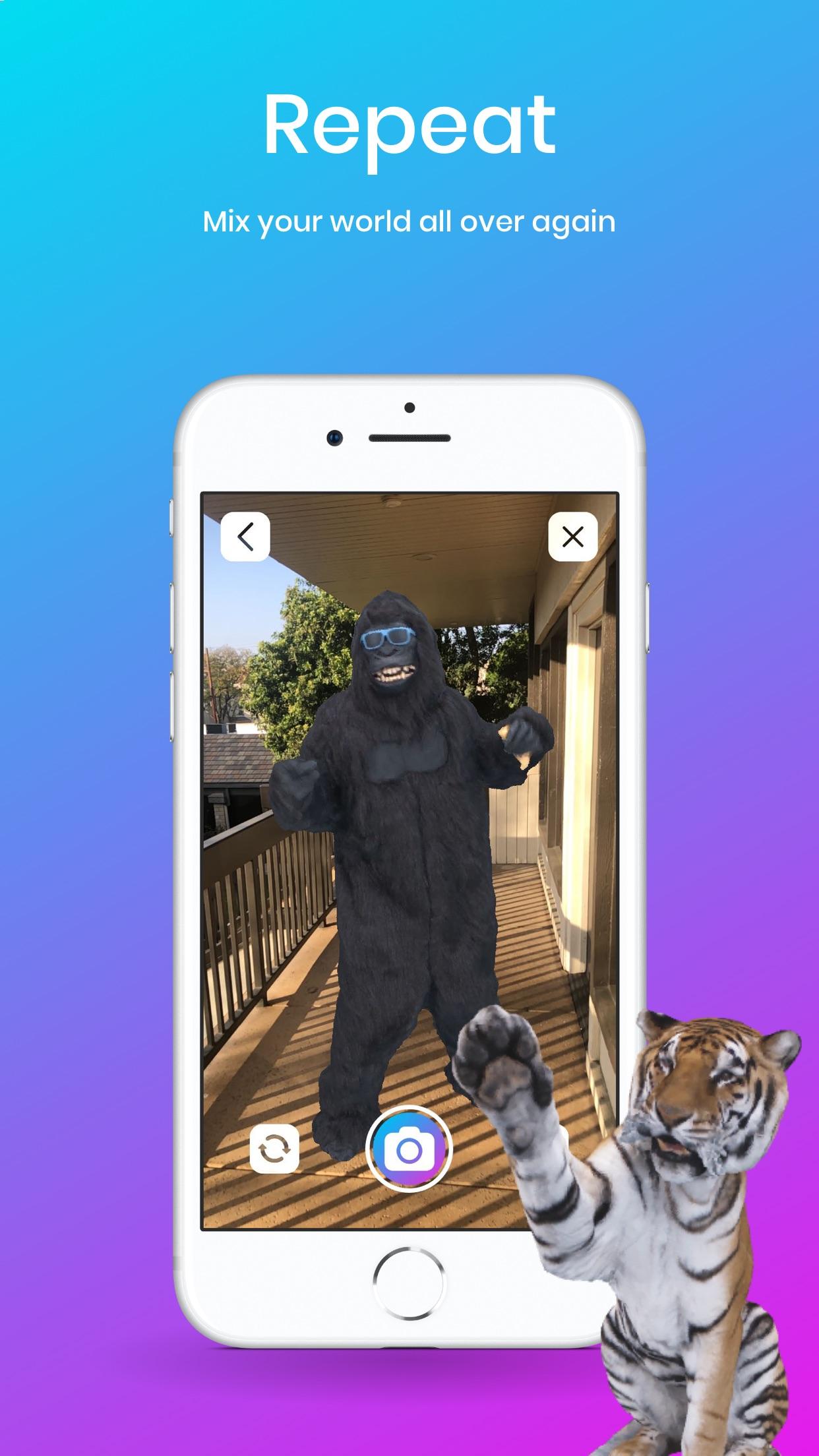 Screenshot do app Holo