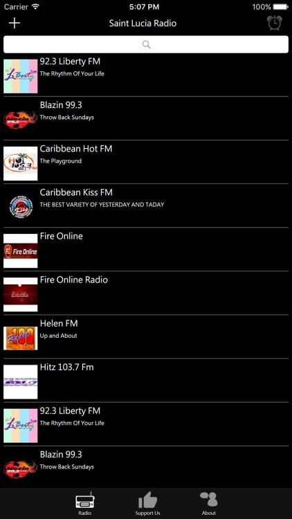 Saint Lucian Radio