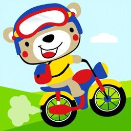 Moto: Motorcycle Game for Kids