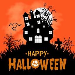 Halloween Sticker hd