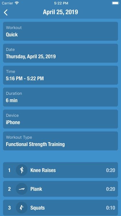Streaks Workout screenshot-7