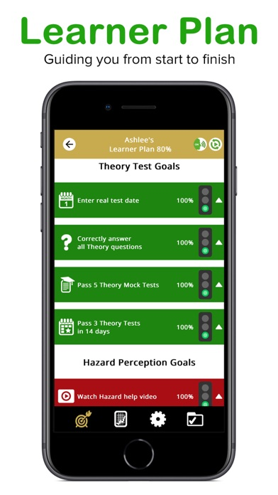 Driving Theory Test 4 in 1 Kit screenshot two